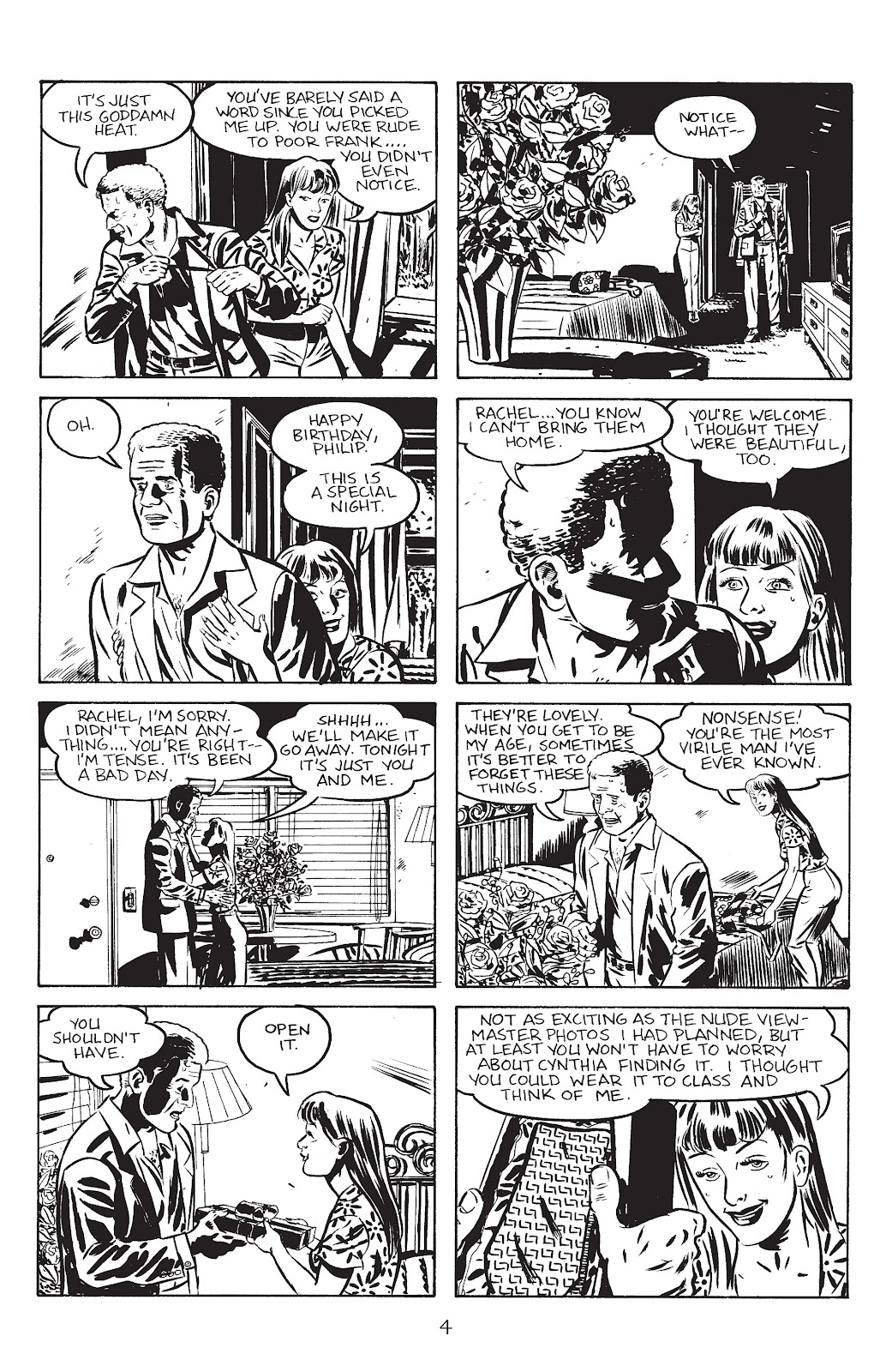 Stray Bullets Issue #20 #20 - English 6