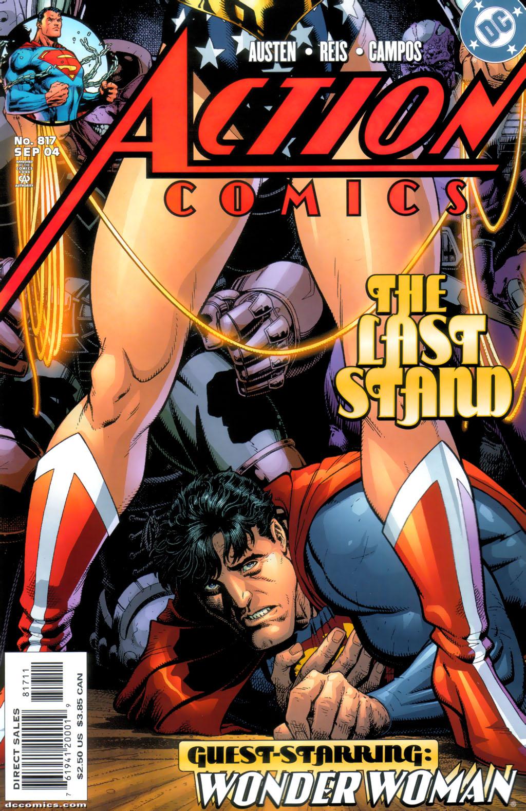 Action Comics (1938) 817 Page 1