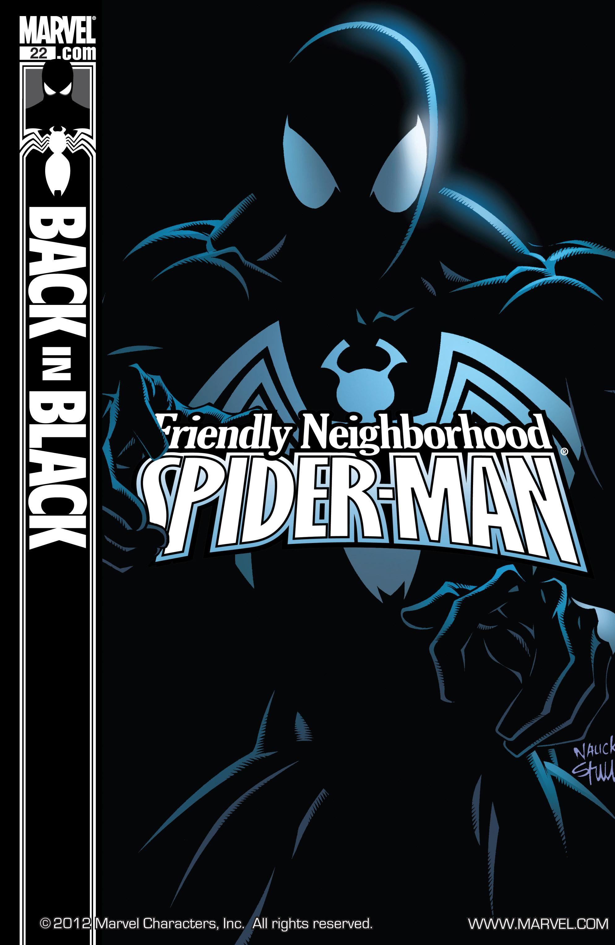 Friendly Neighborhood Spider-Man 22 Page 1