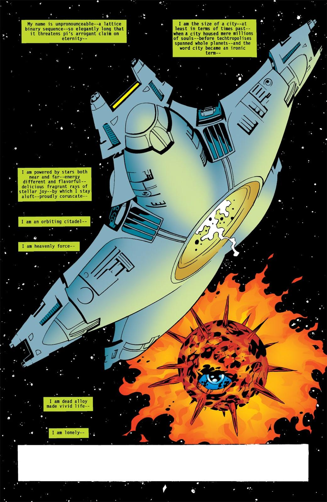 Starman (1994) Issue #1000000 #83 - English 2