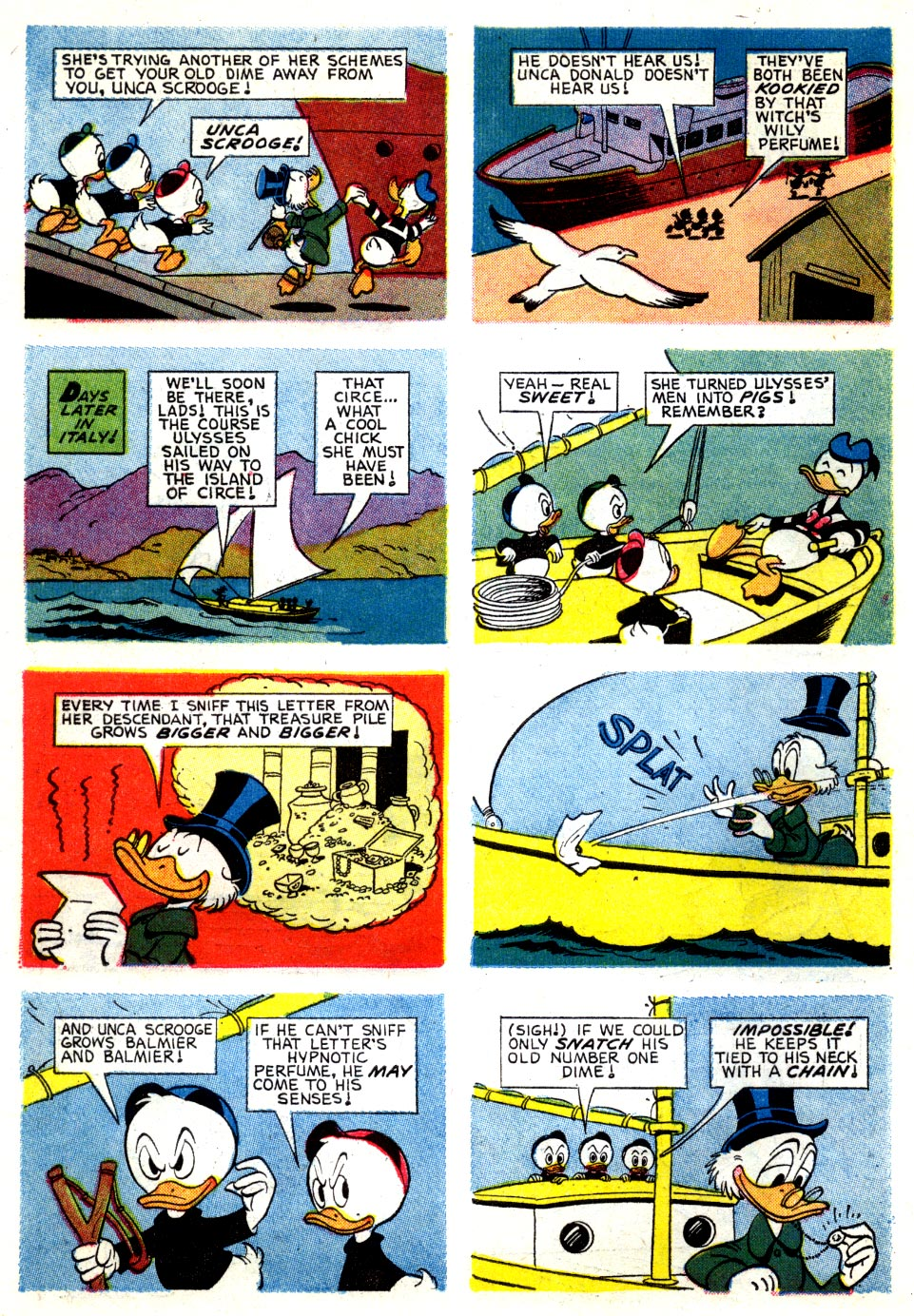 Uncle Scrooge (1953) Issue #40 #40 - English 6