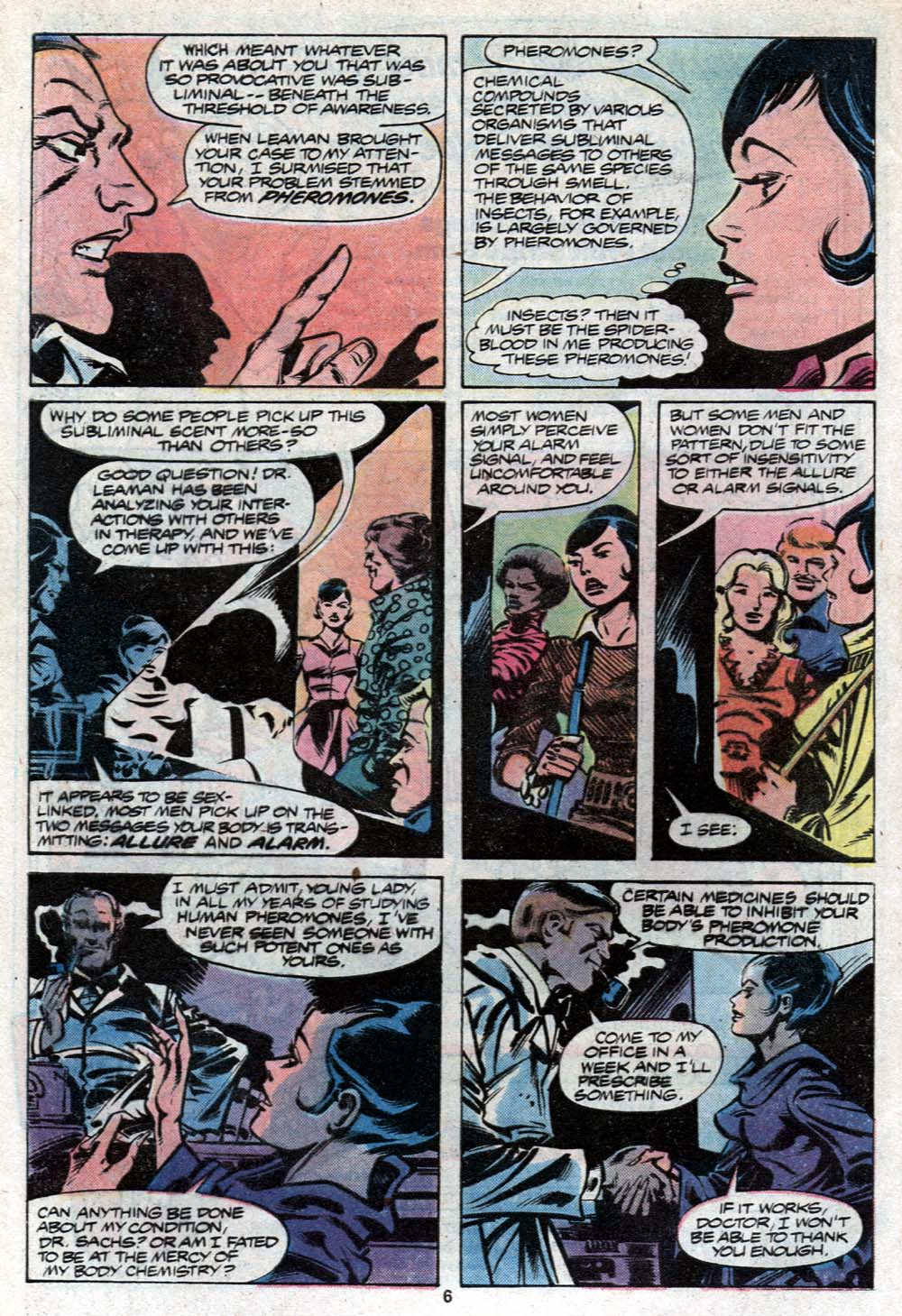 Spider-Woman (1978) #16 #35 - English 5