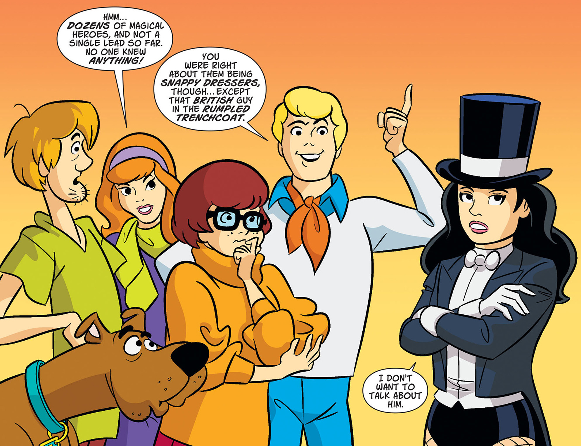 Read online Scooby-Doo! Team-Up comic -  Issue #37 - 15
