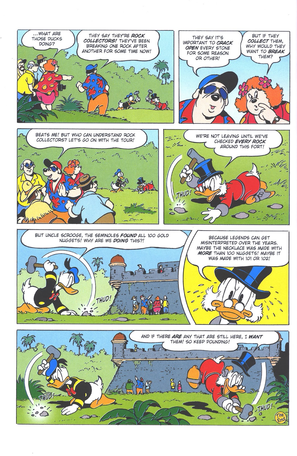 Uncle Scrooge (1953) Issue #378 #378 - English 64