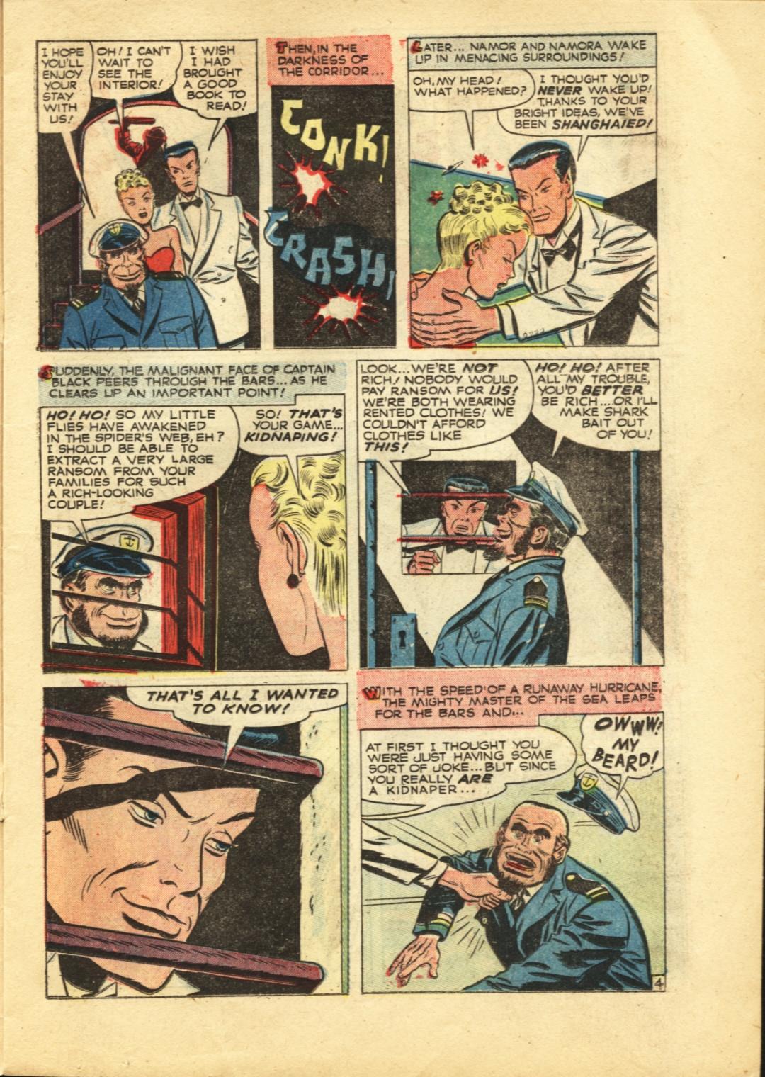 Sub-Mariner Comics #29 #29 - English 14