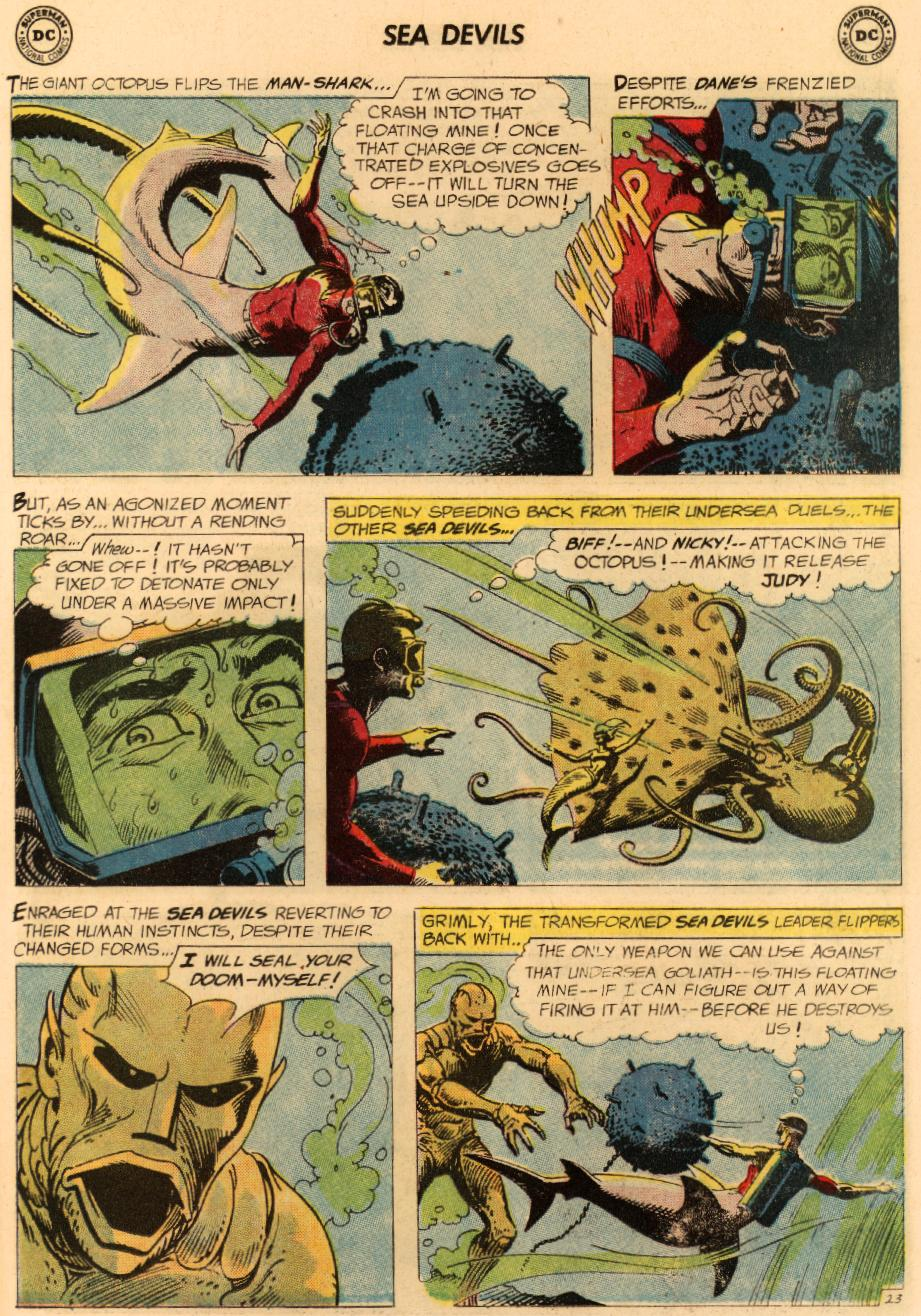 Read online Sea Devils comic -  Issue #8 - 32