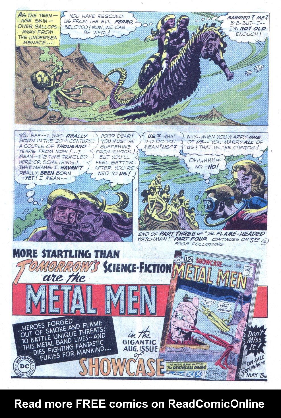Read online Sea Devils comic -  Issue #6 - 23