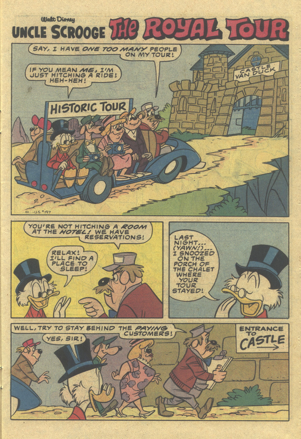 Uncle Scrooge (1953) Issue #197 #197 - English 15