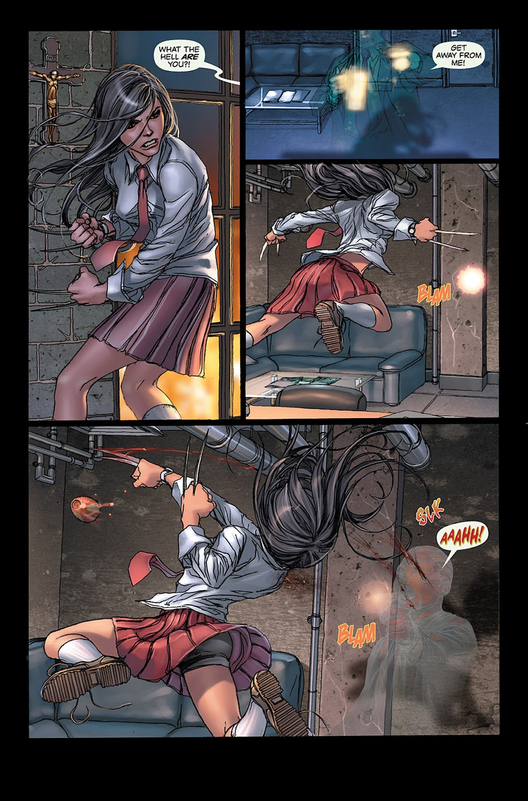 X-23: Target X Issue #3 #3 - English 12