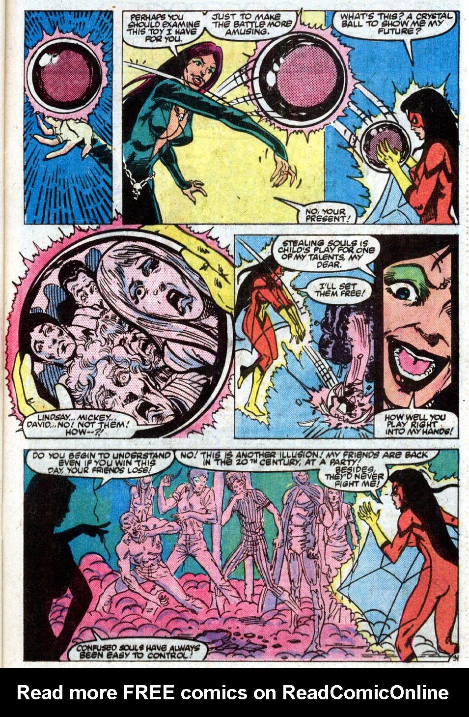 Spider-Woman (1978) #50 #50 - English 33