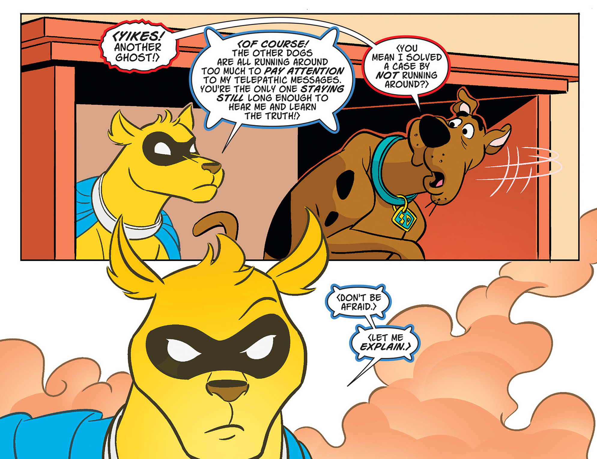 Read online Scooby-Doo! Team-Up comic -  Issue #36 - 7