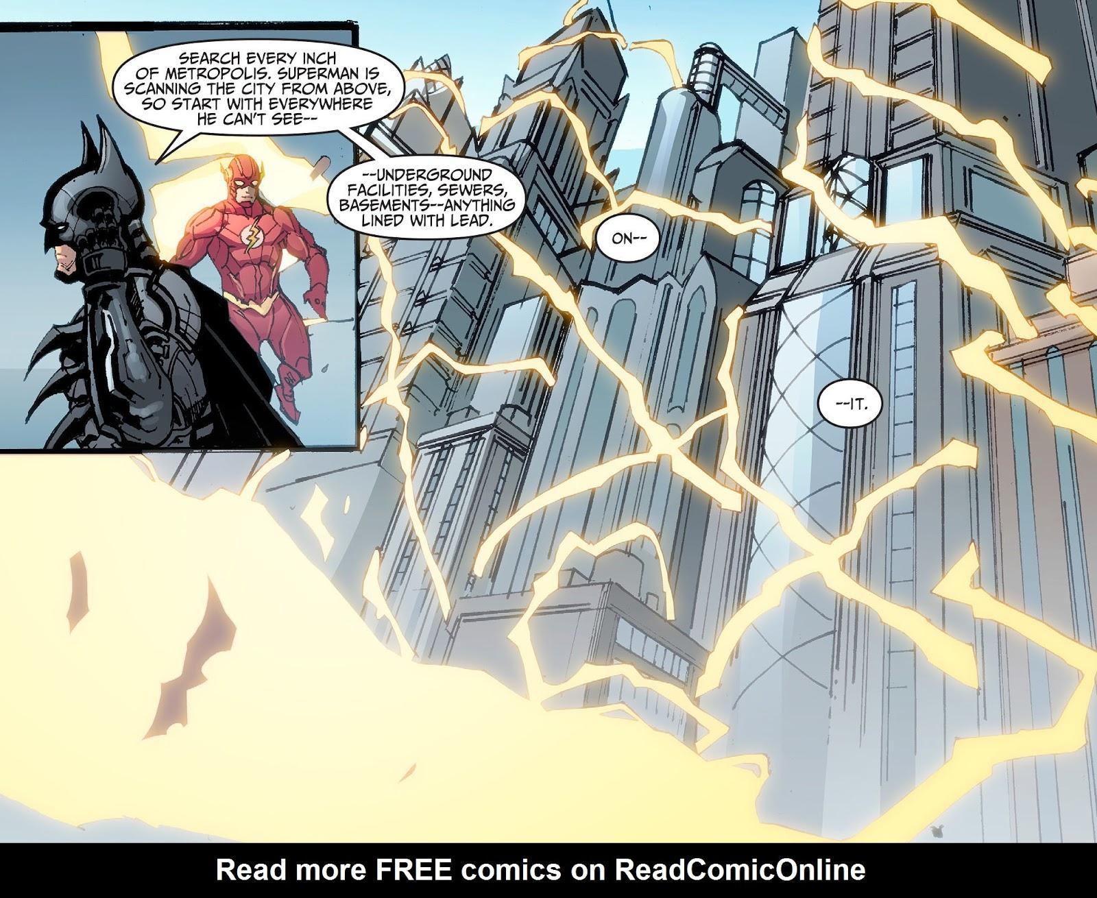 Injustice: Gods Among Us [I] Issue #2 #3 - English 12