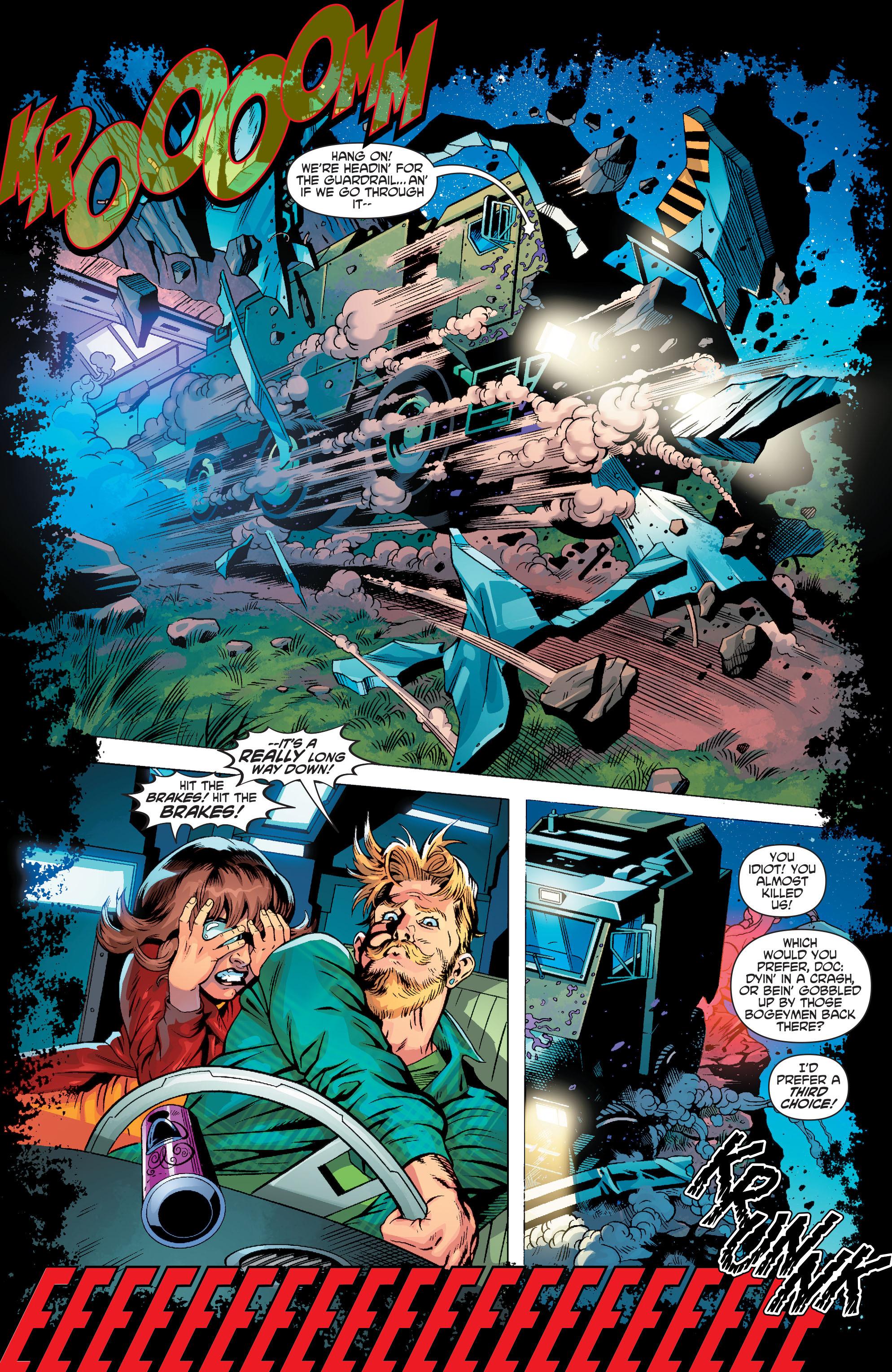 Read online Scooby Apocalypse comic -  Issue #3 - 19