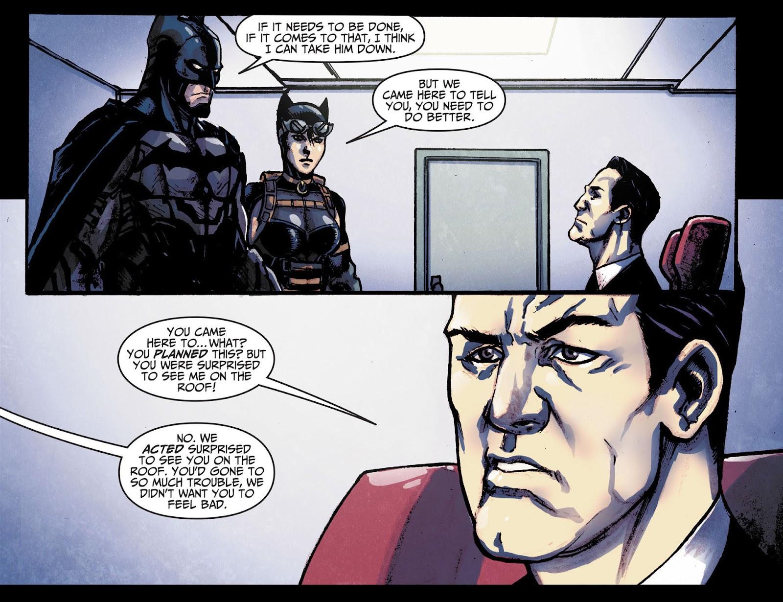 Injustice: Gods Among Us [I] Issue #18 #19 - English 12