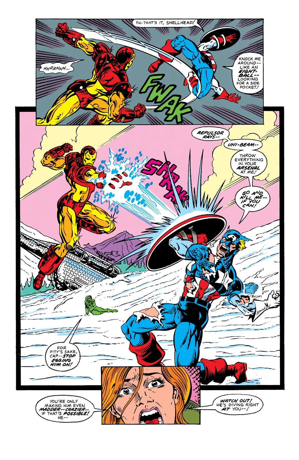 Captain America (1968) _Annual 9 #9 - English 19