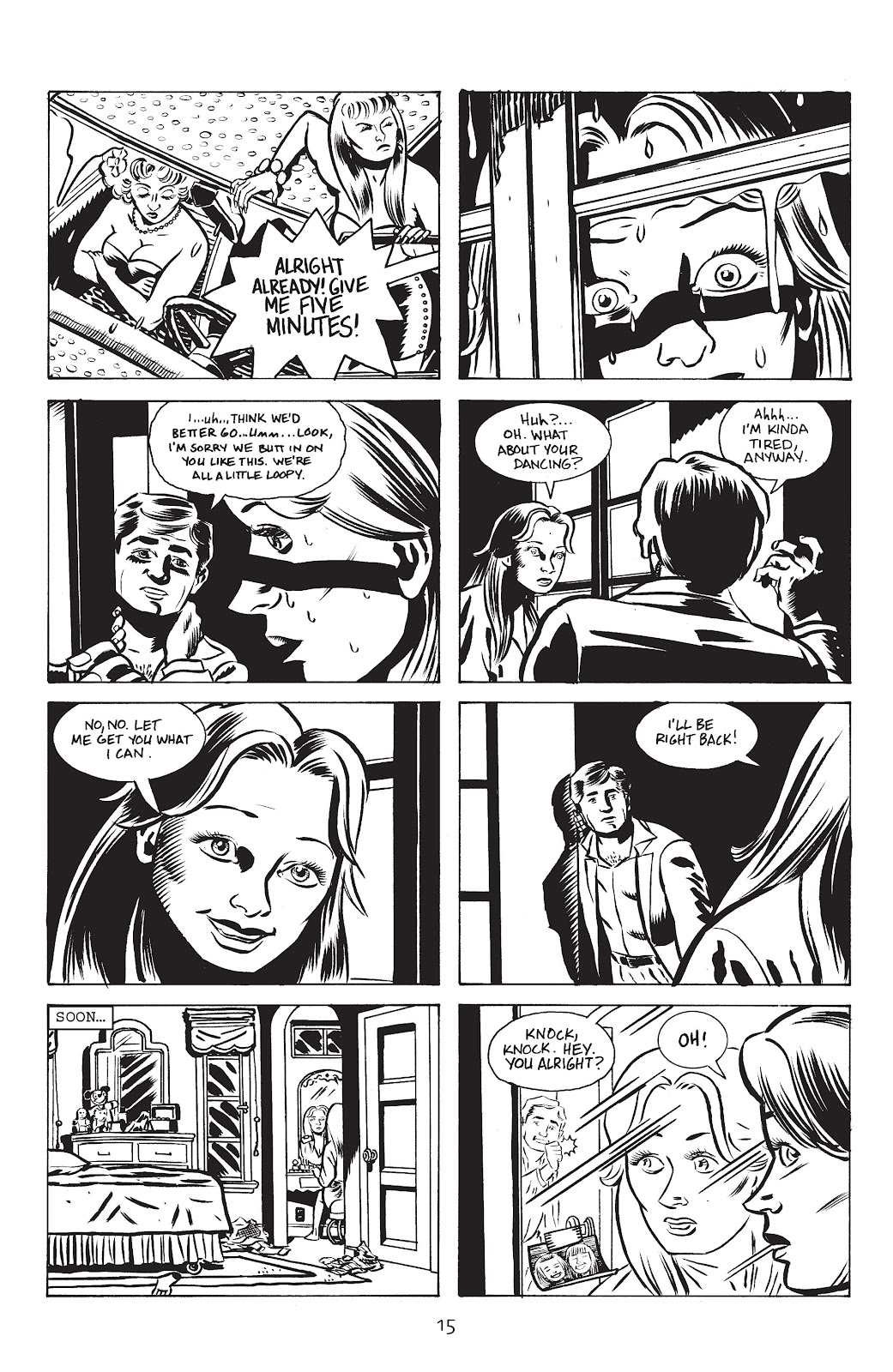 Stray Bullets Issue #17 #17 - English 17