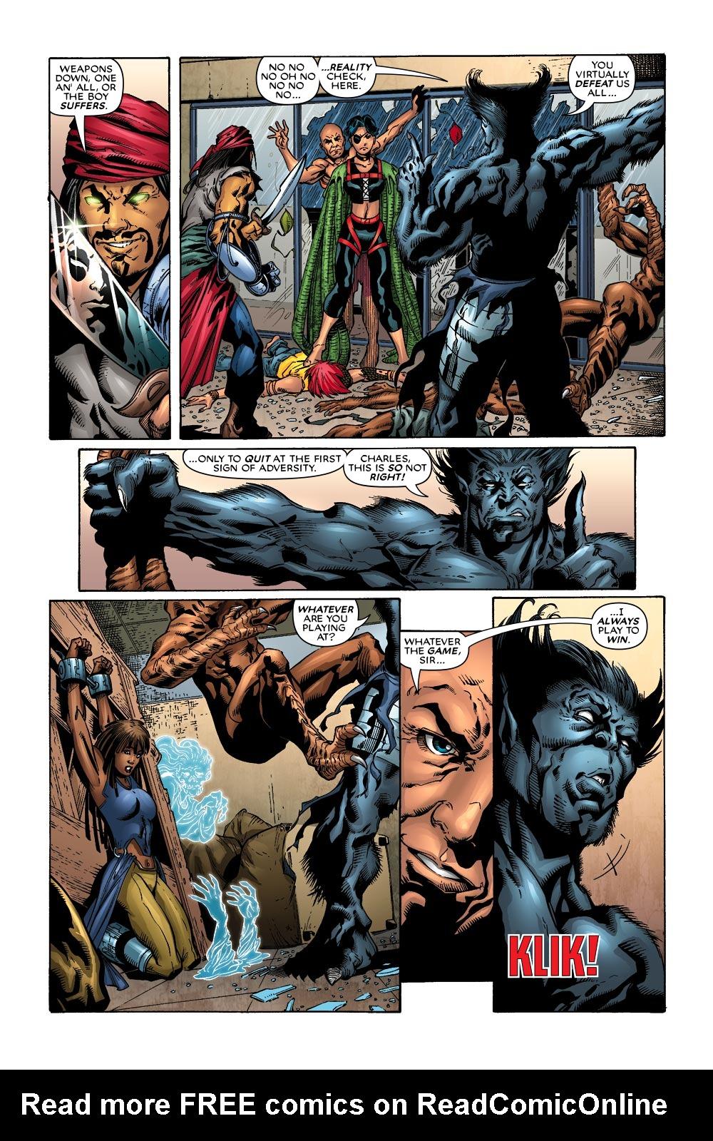 Excalibur (2004) Issue #7 #7 - English 22