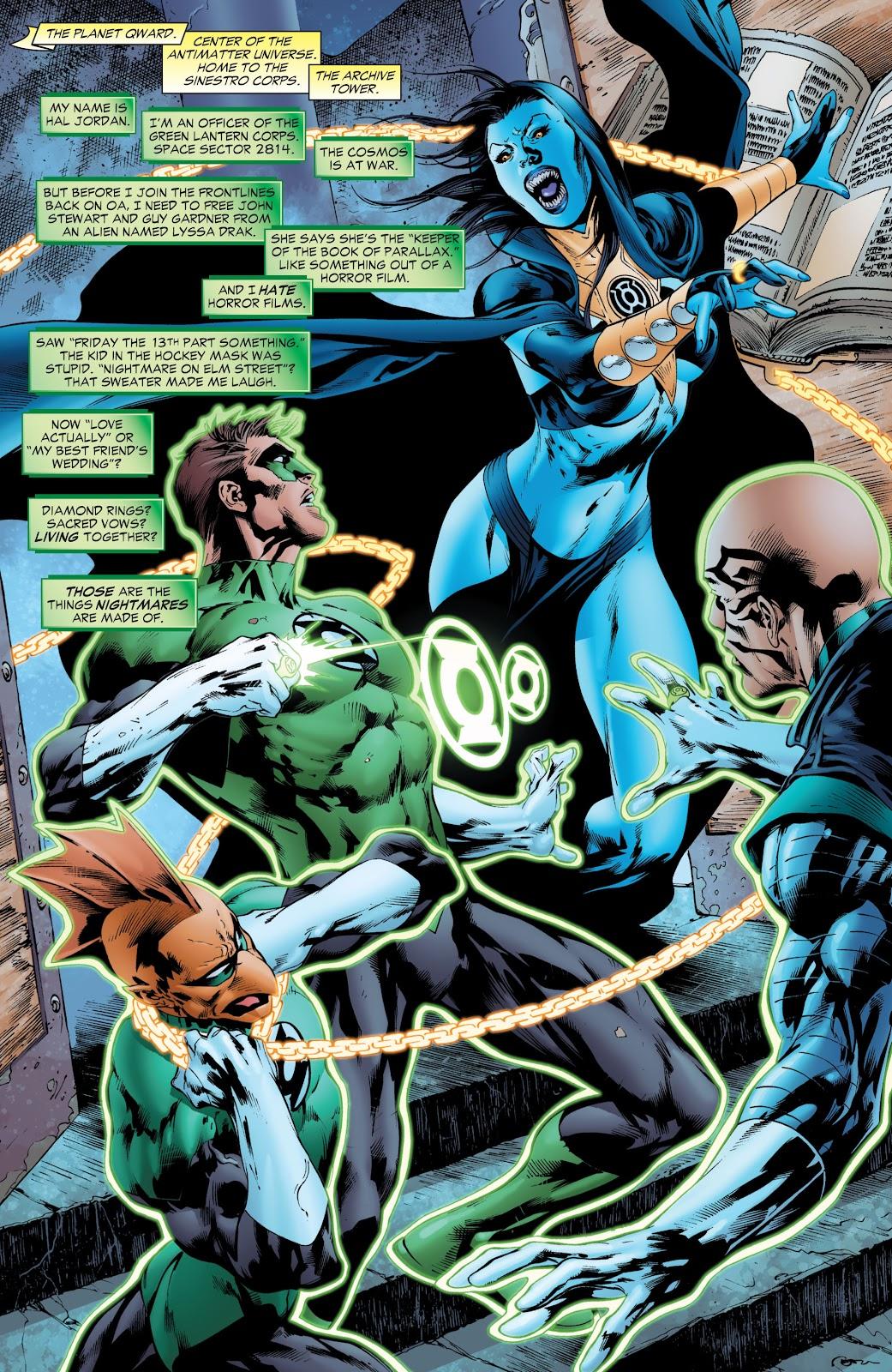 Green Lantern: The Sinestro Corps War Full #1 - English 139