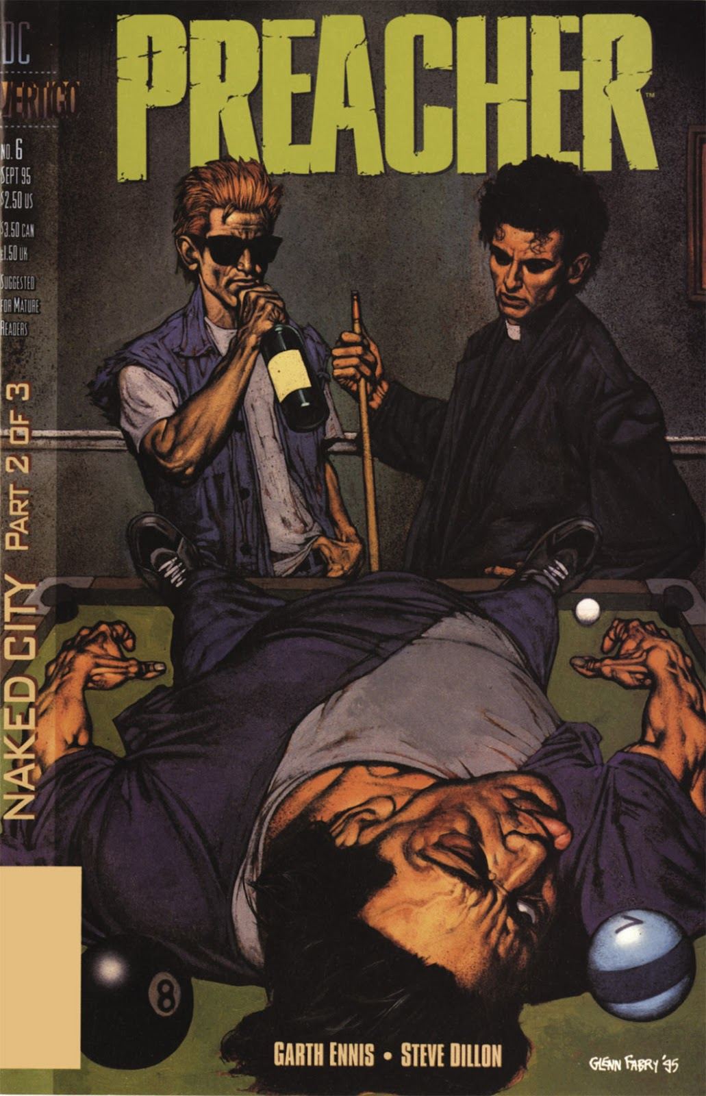 Preacher Issue #6 #15 - English 1