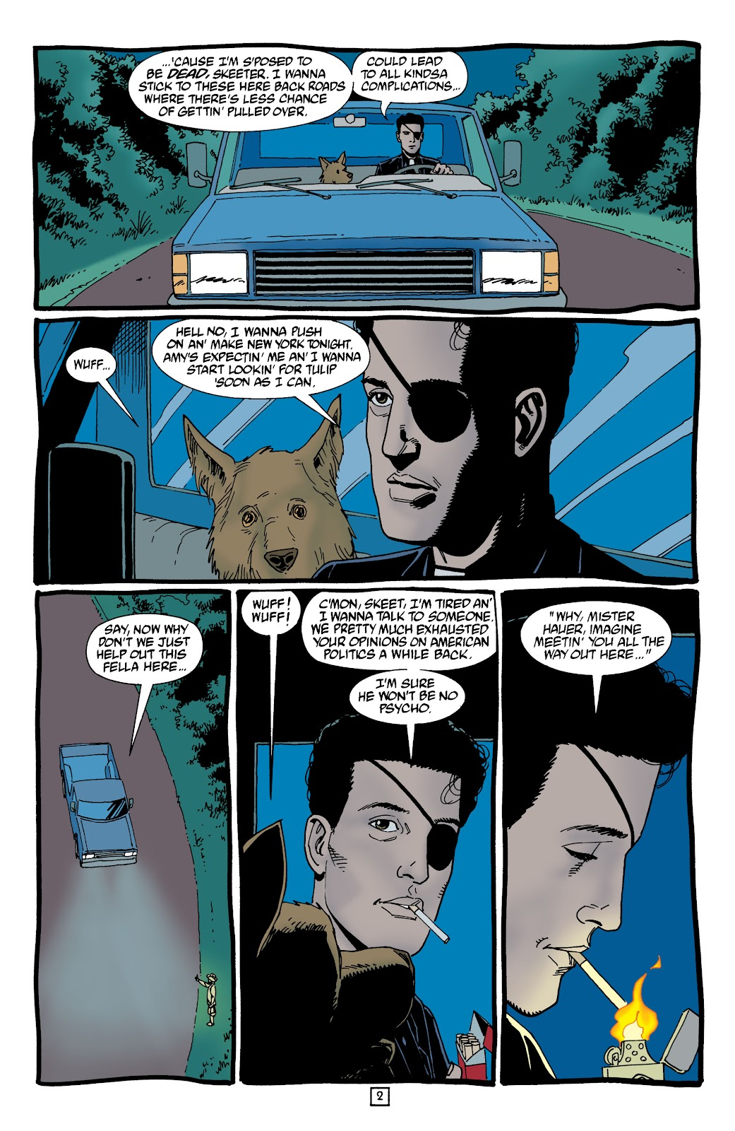 Preacher Issue #53 #62 - English 3