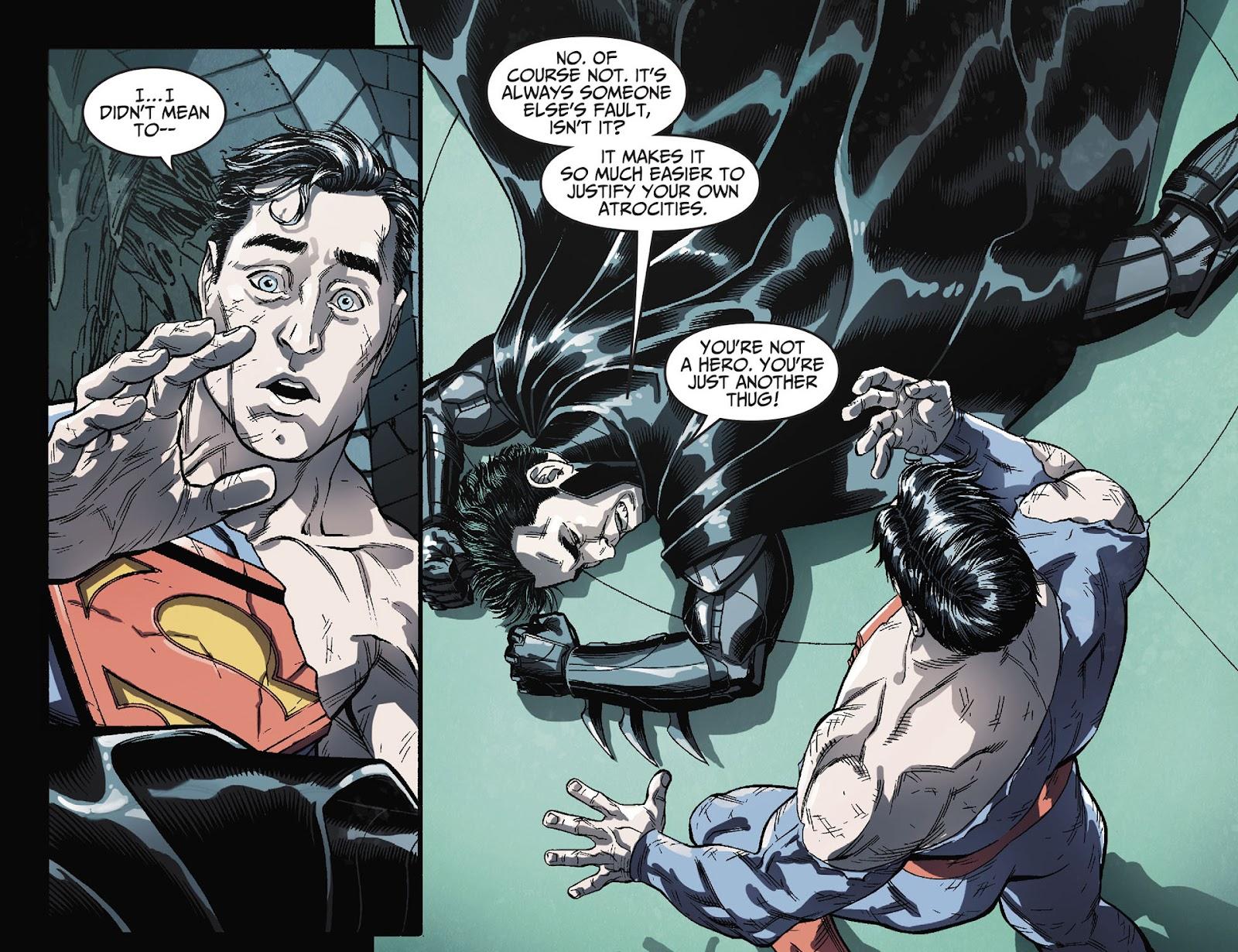 Injustice: Gods Among Us [I] Issue #36 #37 - English 11