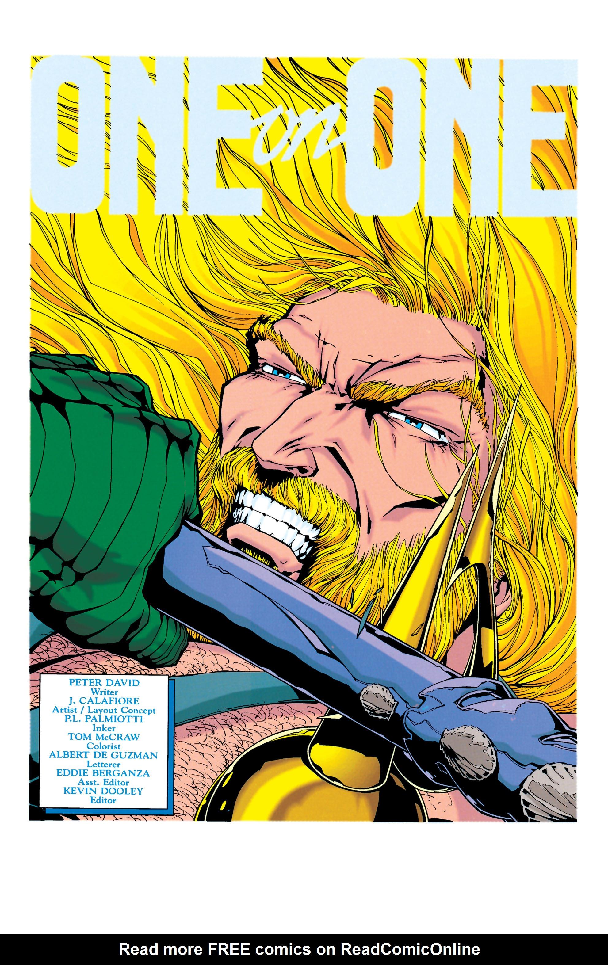 Read online Aquaman (1994) comic -  Issue #34 - 2