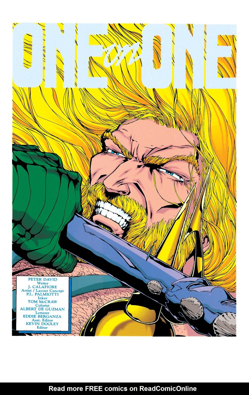 Aquaman (1994) Issue #34 #40 - English 2