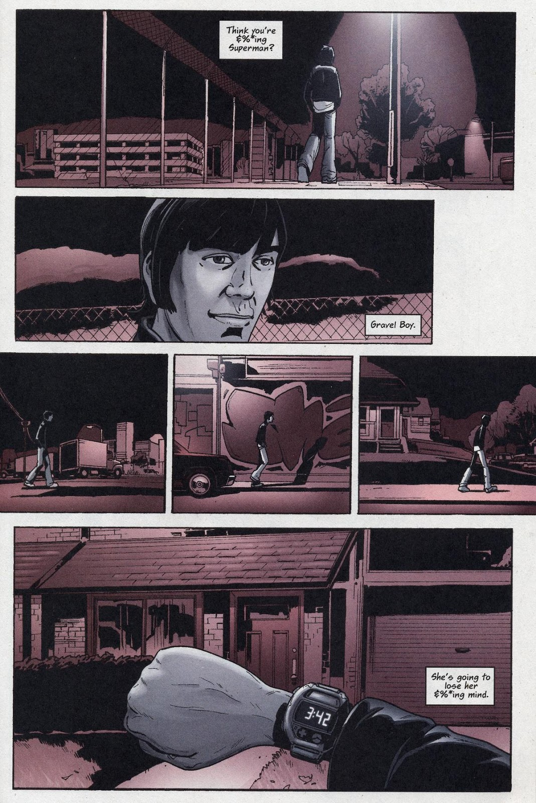 Kinetic Issue #5 #4 - English 6