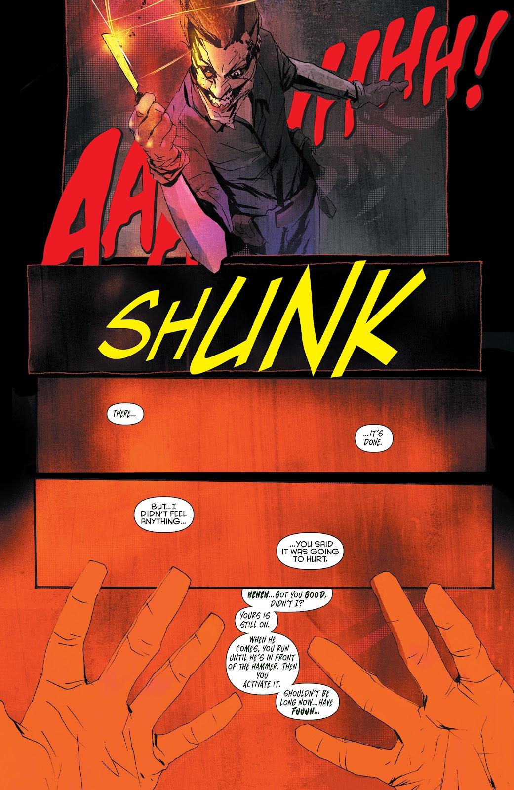 Batman (2011) Issue #13 #28 - English 30