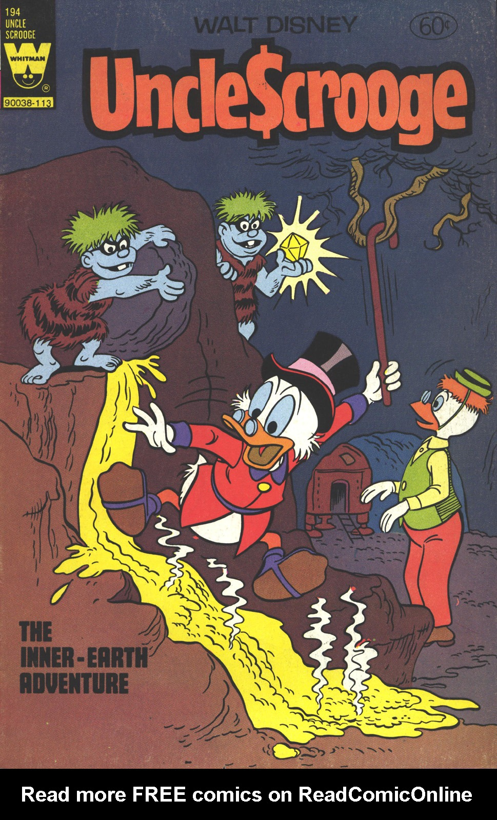 Uncle Scrooge (1953) Issue #194 #194 - English 1