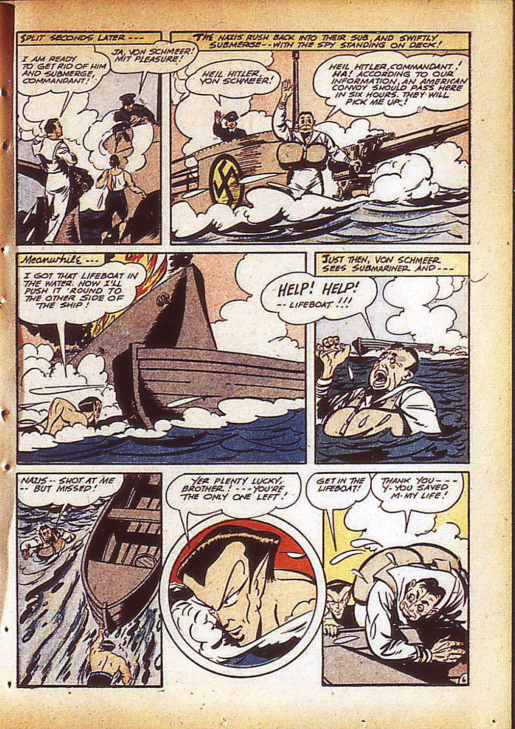 Sub-Mariner Comics Issue #10 #10 - English 30