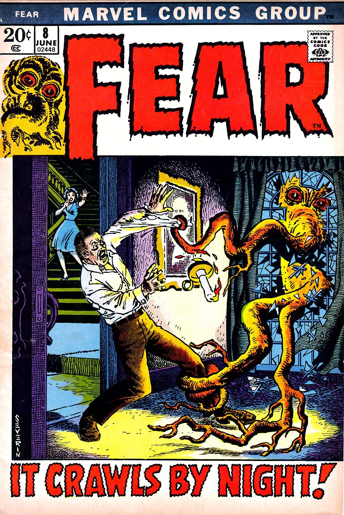 Fear 8 Page 1