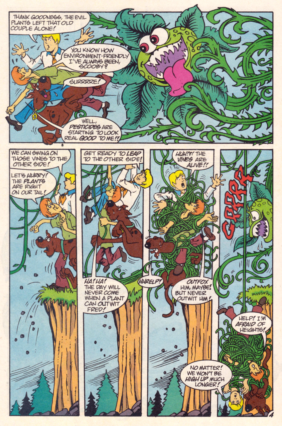 Read online Scooby-Doo (1995) comic -  Issue #12 - 19