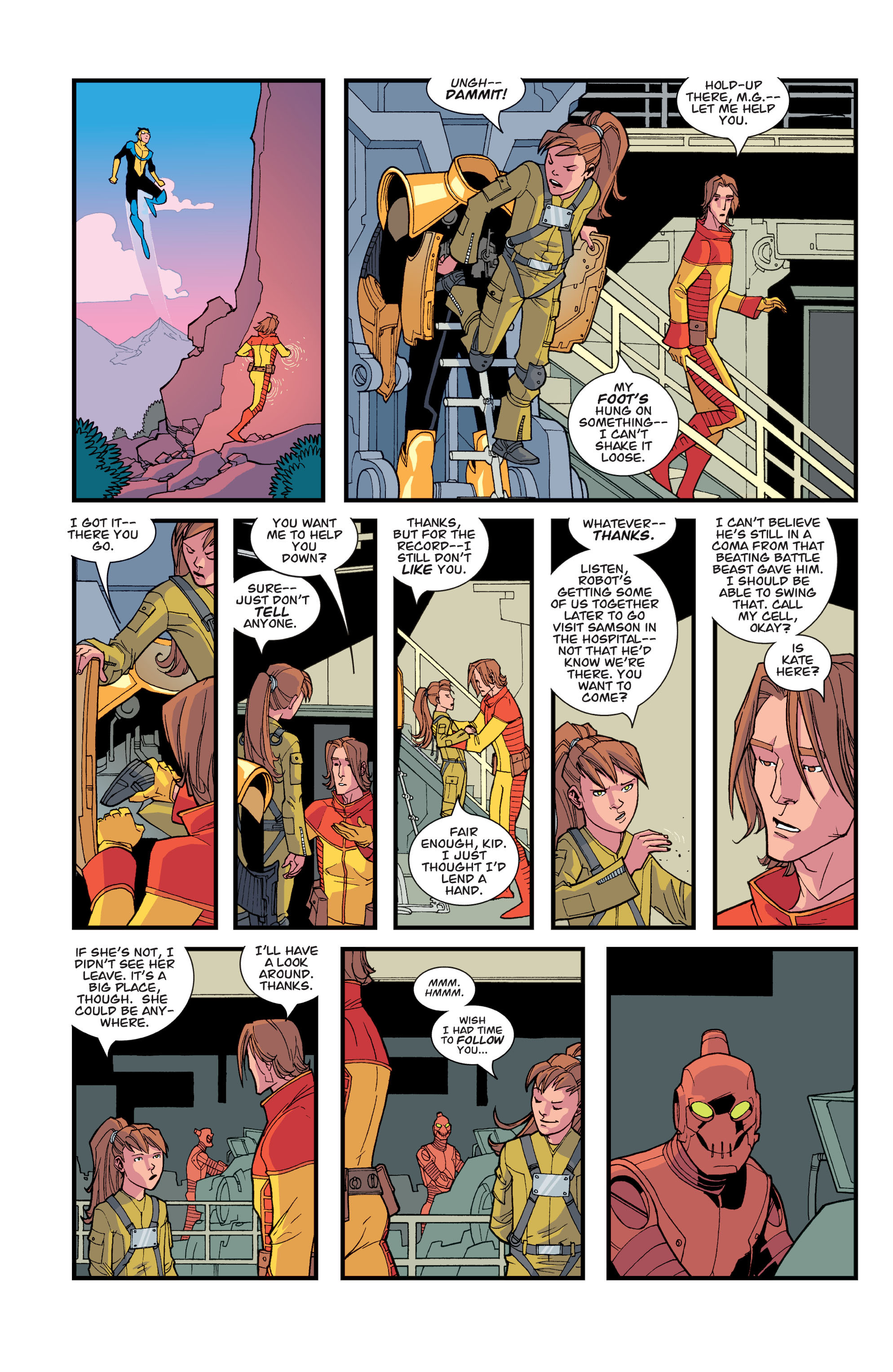Invincible _TPB_6_-_A_Different_World Page 11
