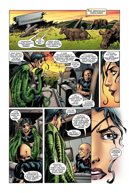 Excalibur (2004) Issue #8 #8 - English 22