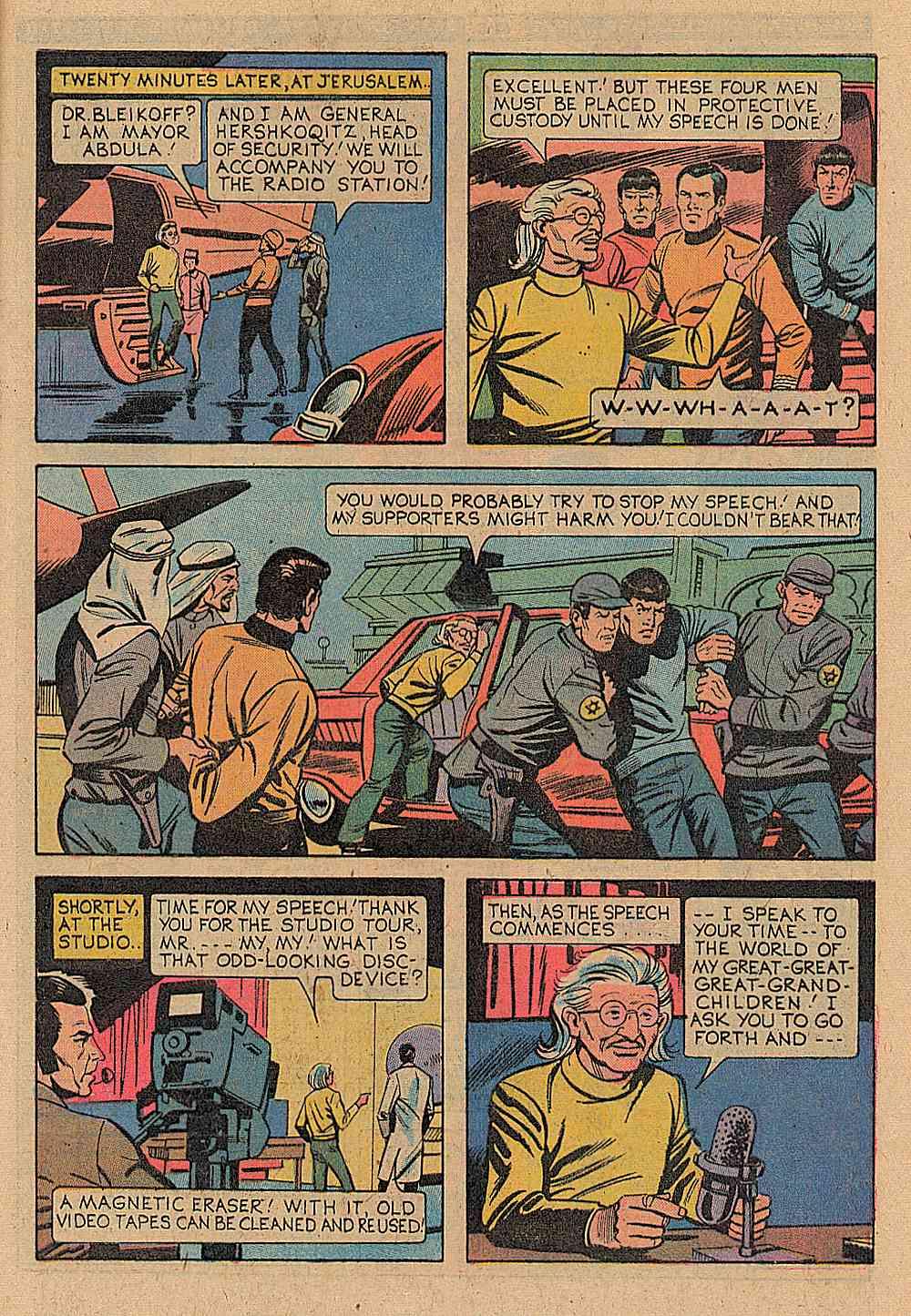 Star Trek (1967) Issue #39 #39 - English 21