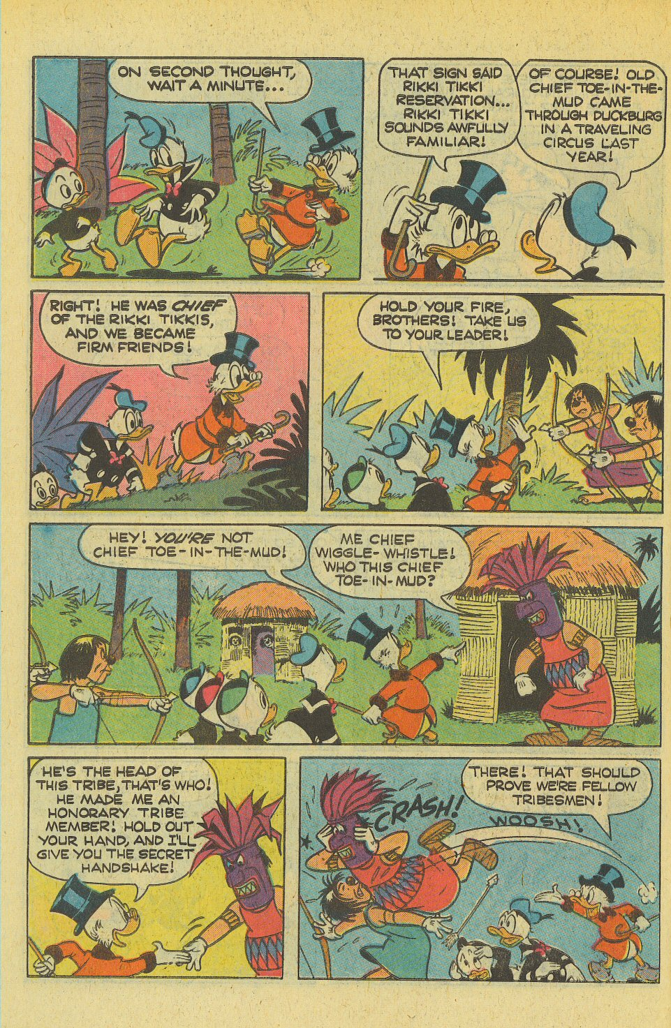 Uncle Scrooge (1953) Issue #163 #163 - English 10