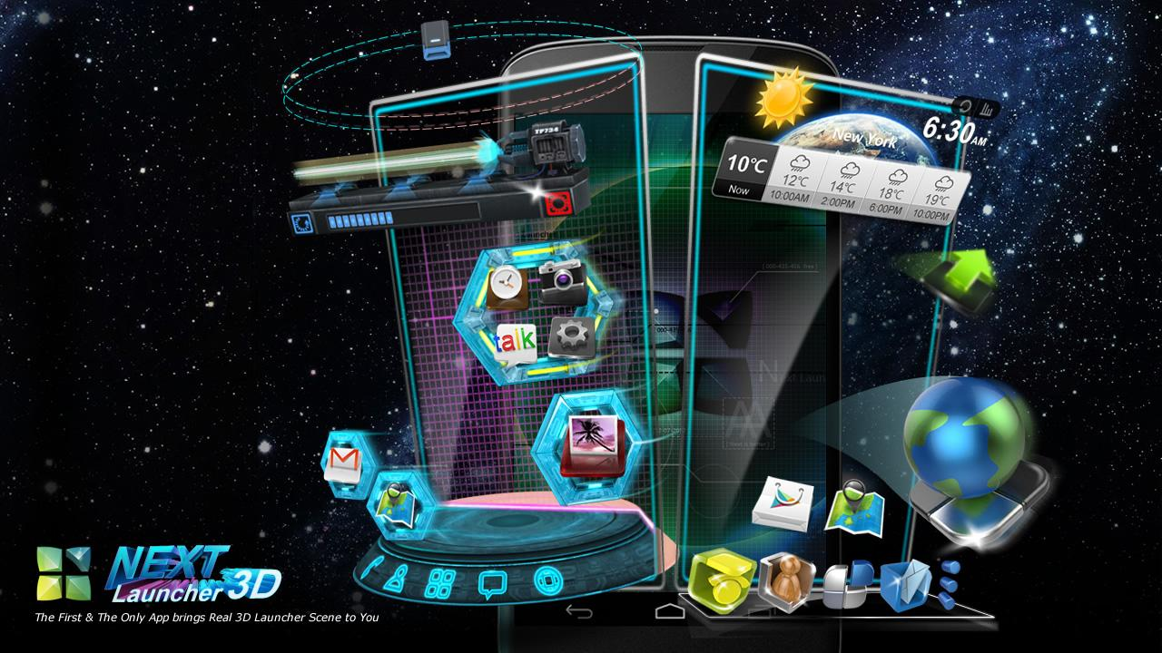 Free android mobiles apk apps downloads next launcher 3d for 3d kuchenplaner android