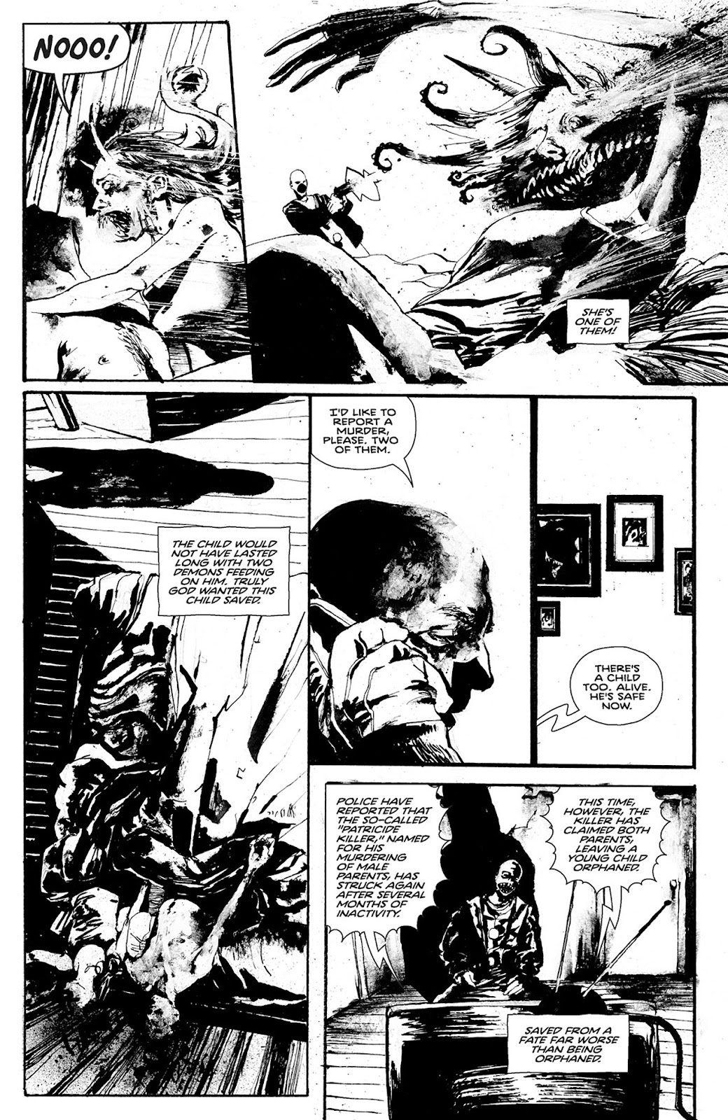 Creepy (2009) Issue #6 #6 - English 24