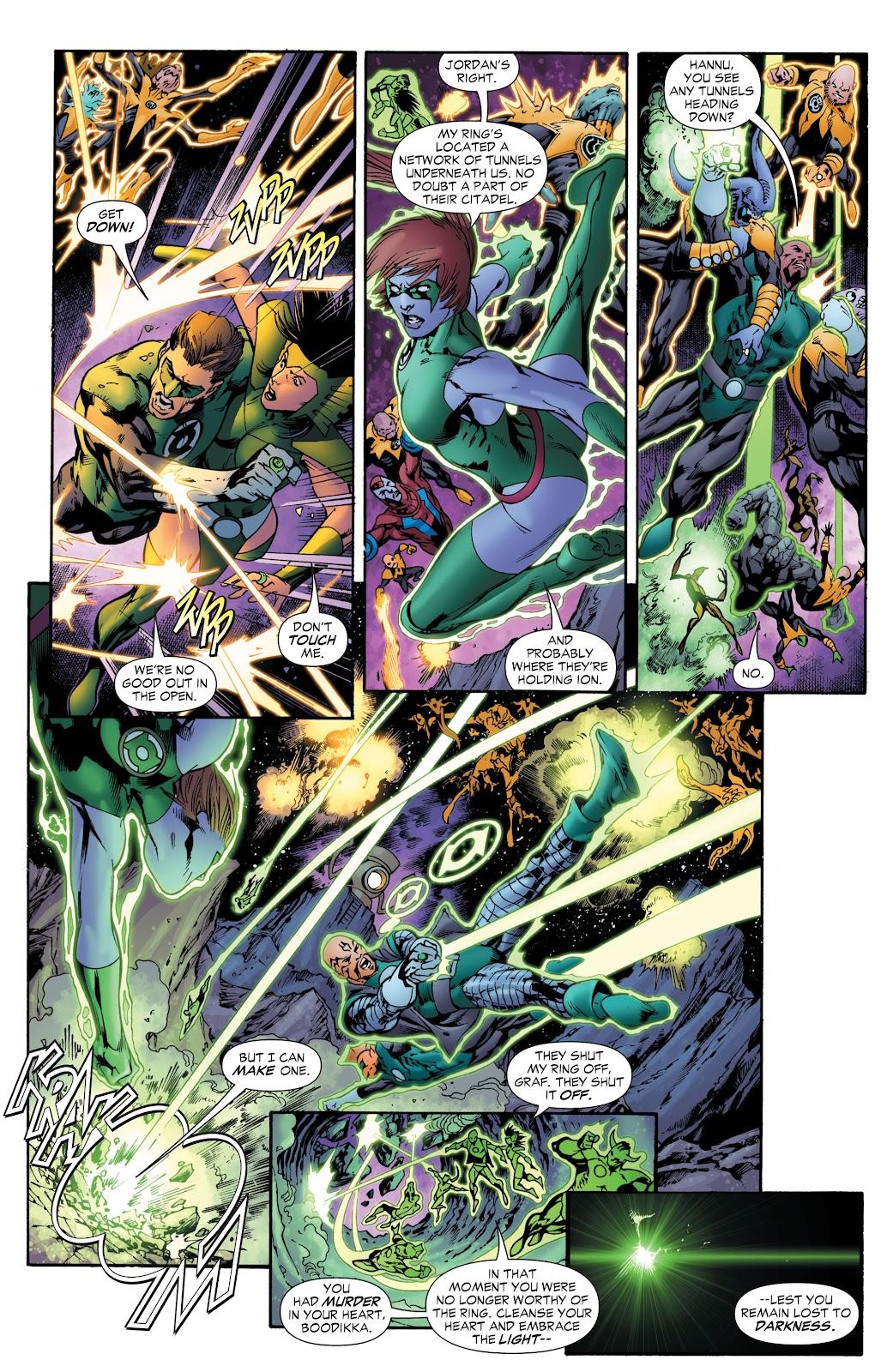 Green Lantern: The Sinestro Corps War Full #1 - English 107