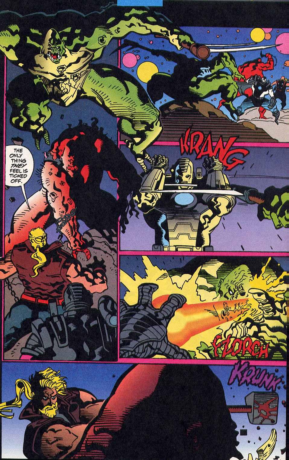 Read online Secret Defenders comic -  Issue #10 - 10