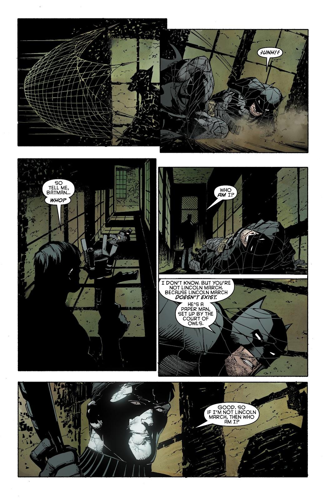 Batman (2011) Issue #10 #25 - English 17