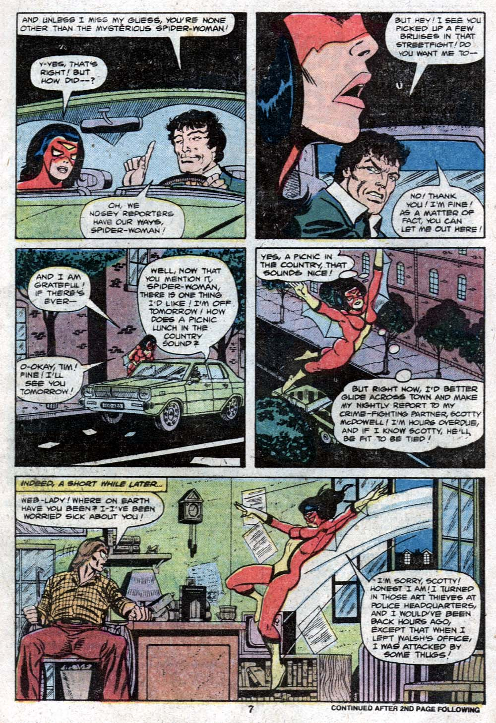 Spider-Woman (1978) Issue #23 #23 - English 7
