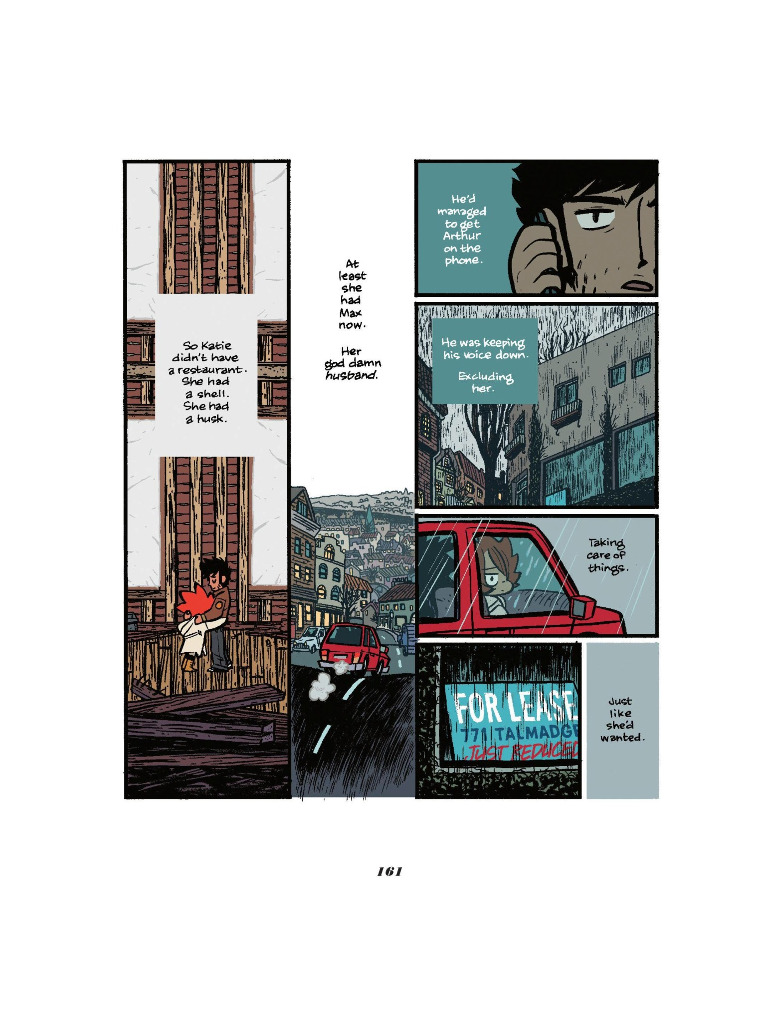 Read online Seconds comic -  Issue # Full - 162
