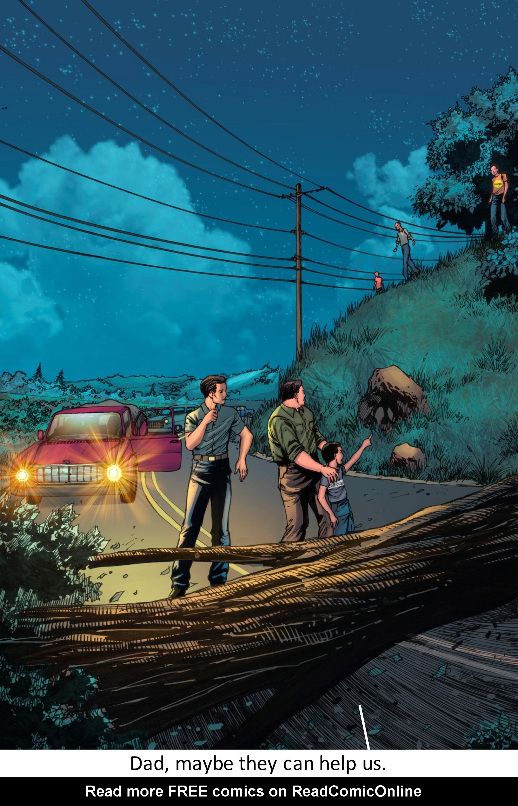 Read online Z-Men comic -  Issue #3 - 10