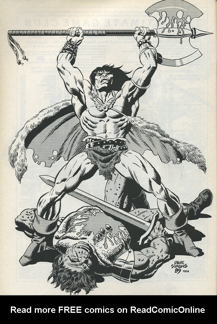 The Savage Sword Of Conan Issue #175 #176 - English 62