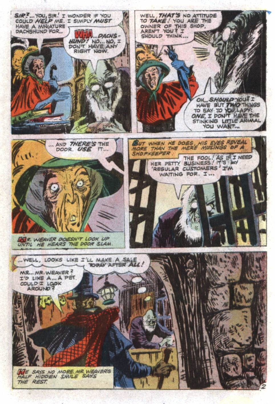Read online Scary Tales comic -  Issue #36 - 26