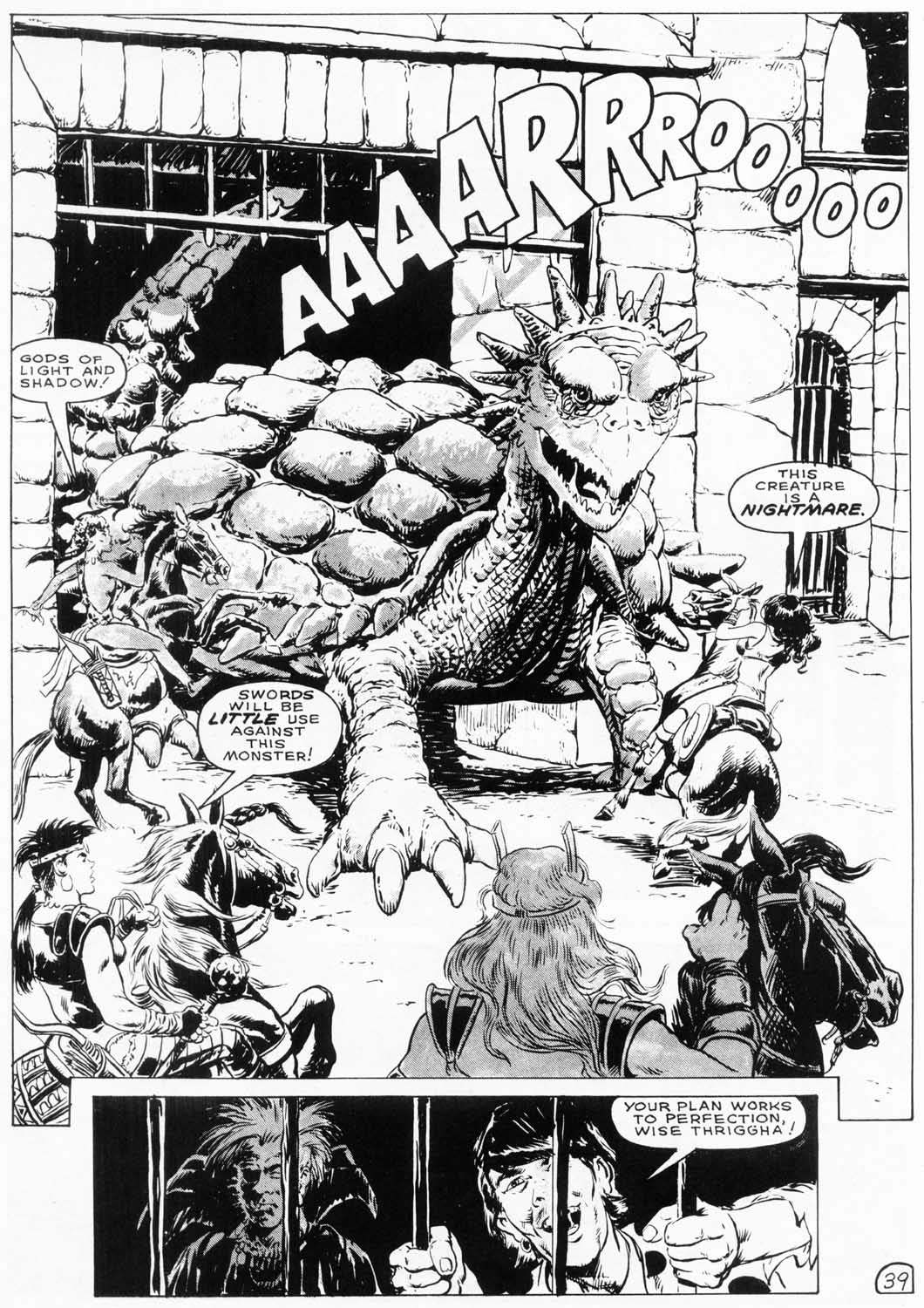 The Savage Sword Of Conan Issue #154 #155 - English 40
