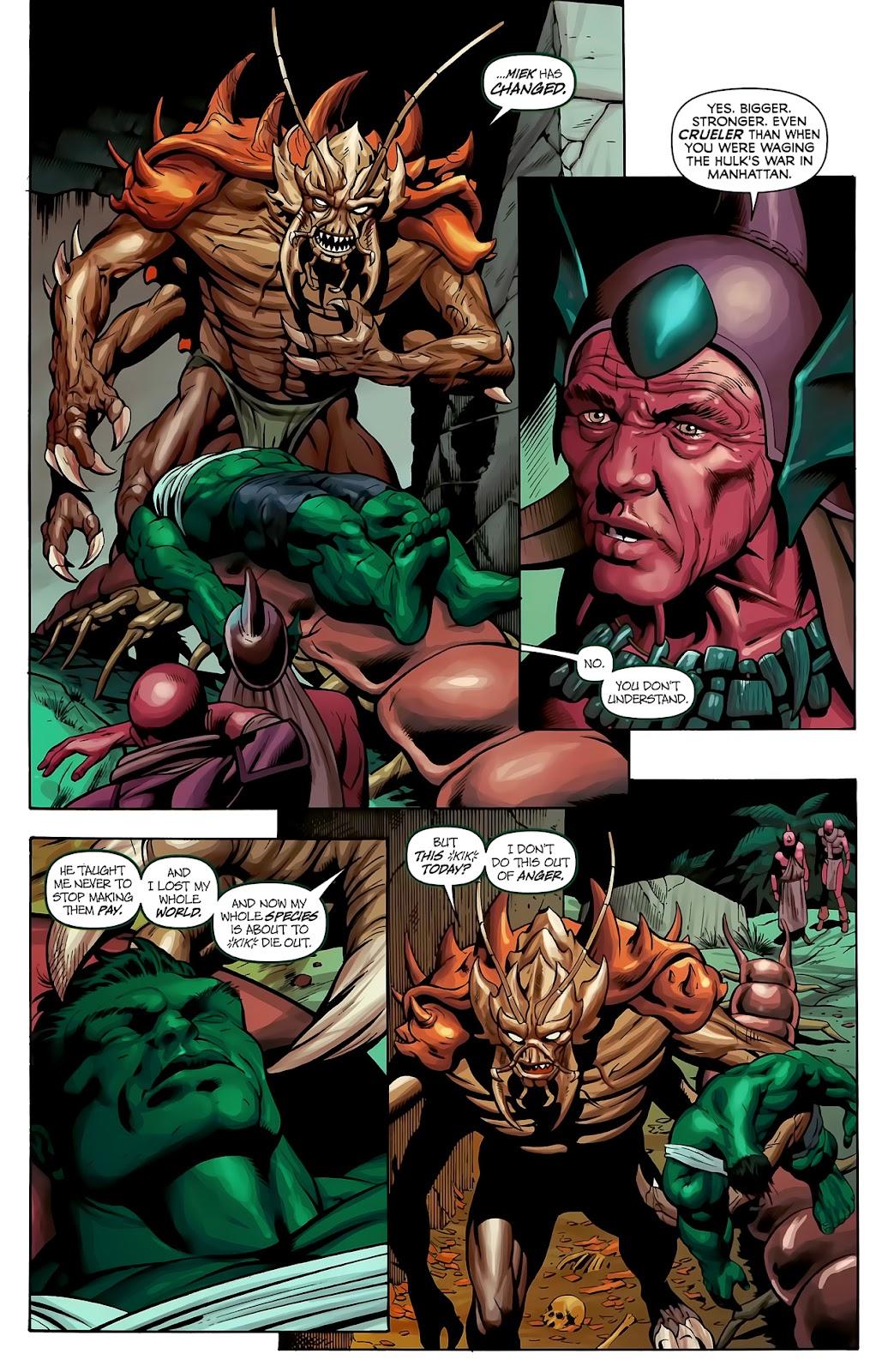 Incredible Hulks (2010) Issue #623 #13 - English 22