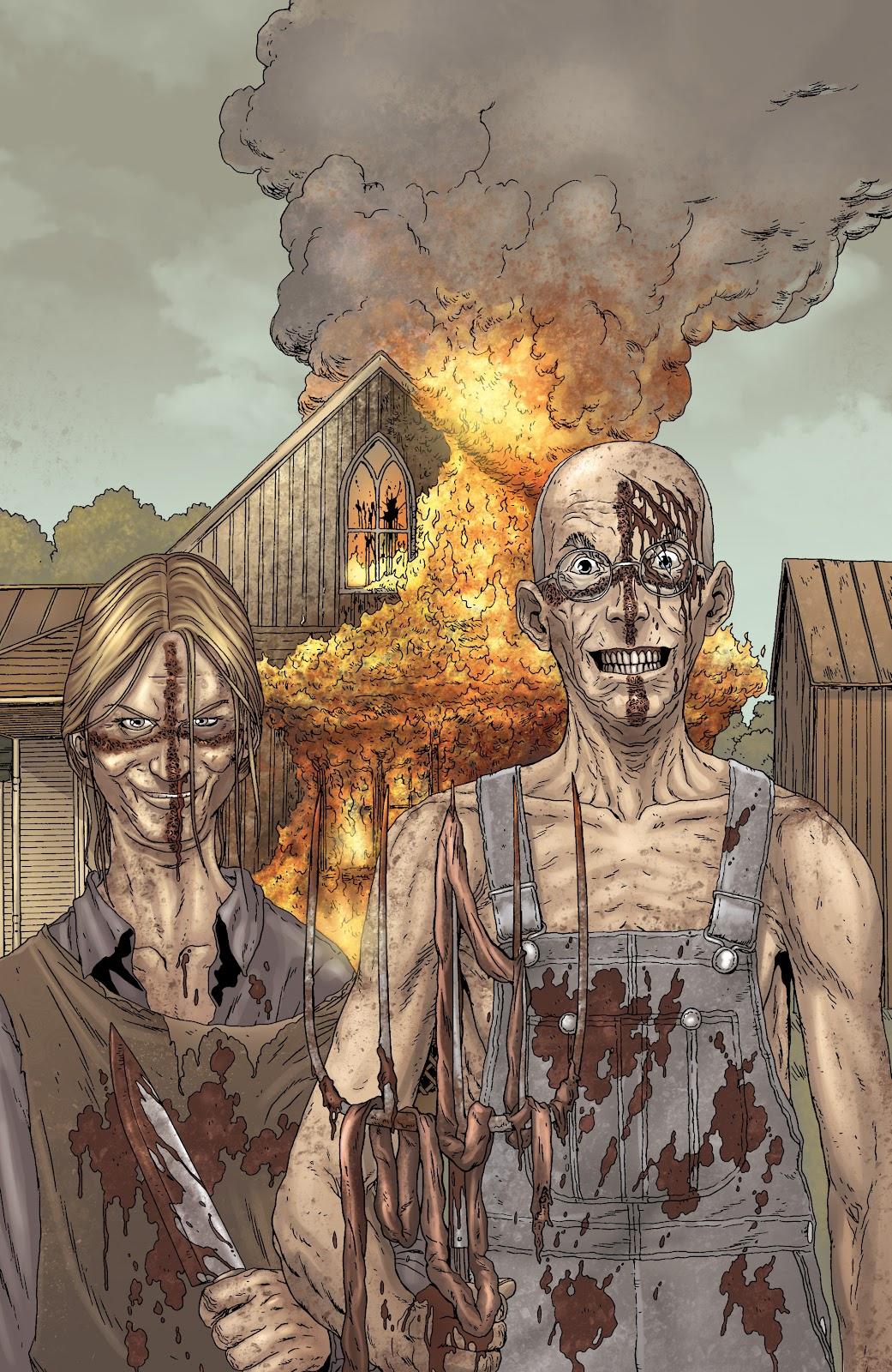 Crossed: Badlands Issue #100 #103 - English 55